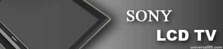 SONY液晶體電視(LCD TV)
